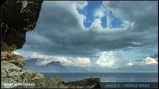 <b>Halo: The Master Chief Collection</b><br/>Screenshots der Remakes von Halo 3: ODST sowie der Halo-2-Map »Relic«