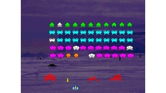Space Invaders Revolution DS 2