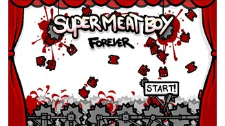 Super Meat Boy: Forever