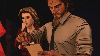 <b>The Wolf Among Us - Episode 2</b><br>Beauty (links) verheimlicht einen harmlosen Nebenjob vor Beast und bittet uns wie schon in Episode eins um Stillschweigen.