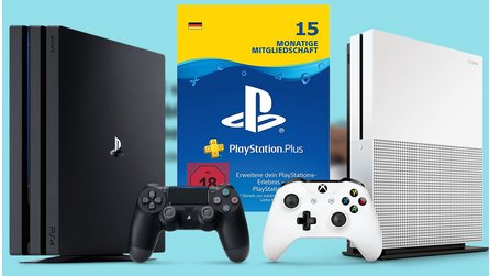 Update: Amazon Prime Day 2018 - Die Highlights für PS4, Xbox One und Nintendo Switch