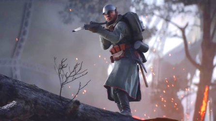Battlefield 1 - Gameplay-Trailer zur neuen, kostenlosen Map Giant's Shadow