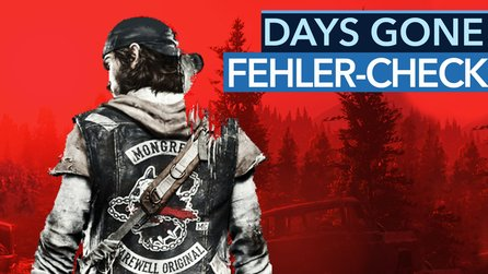 Days Gone in Version 1.09 - Läuft die PS4-Action endlich flüssig?