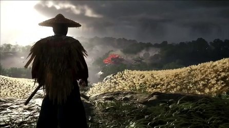 Ghost of Tsushima - 18 Minuten neues Gameplay aus dem PS4-Exclusive