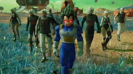 Jump Force - Story Mode-Trailer: So passen Dragon Ball, One Piece & Co. zusammen