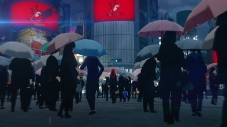 Persona 5 The Royal - Mysteriöser Teaser-Trailer zur erweiterten PS4-Version