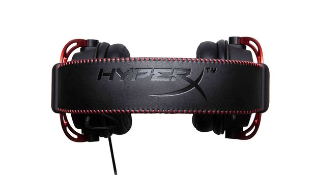 HyperX Cloud Alpha Buegel