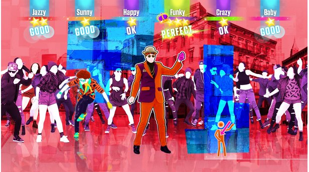 Just Dance 2016 - Screenshots