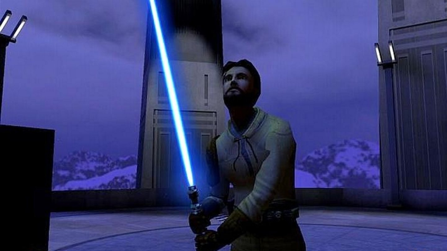 2002: Star Wars Jedi Knight 2 Jedi OutcastId Tech 3