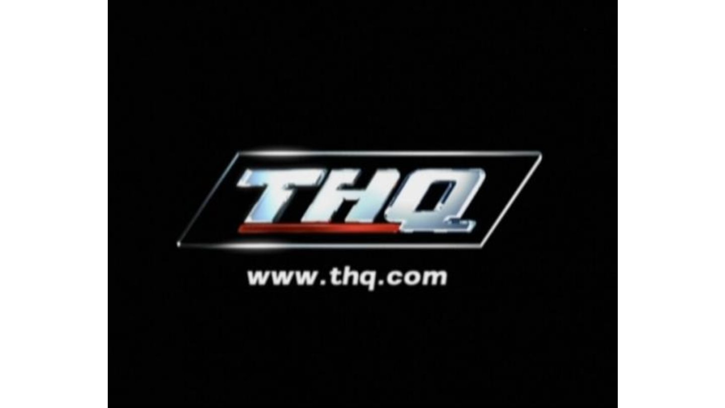 Publisher's (THQ) company logo.