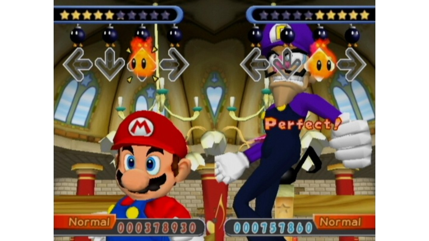 Dancing Stage Mario Mix_GC 12