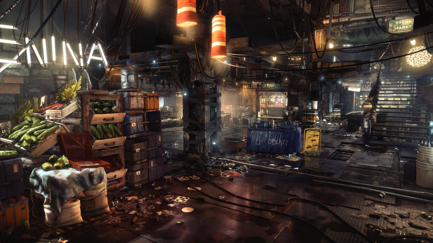 Deus Ex: Mankind Divided - Screenshots von der E3 2015