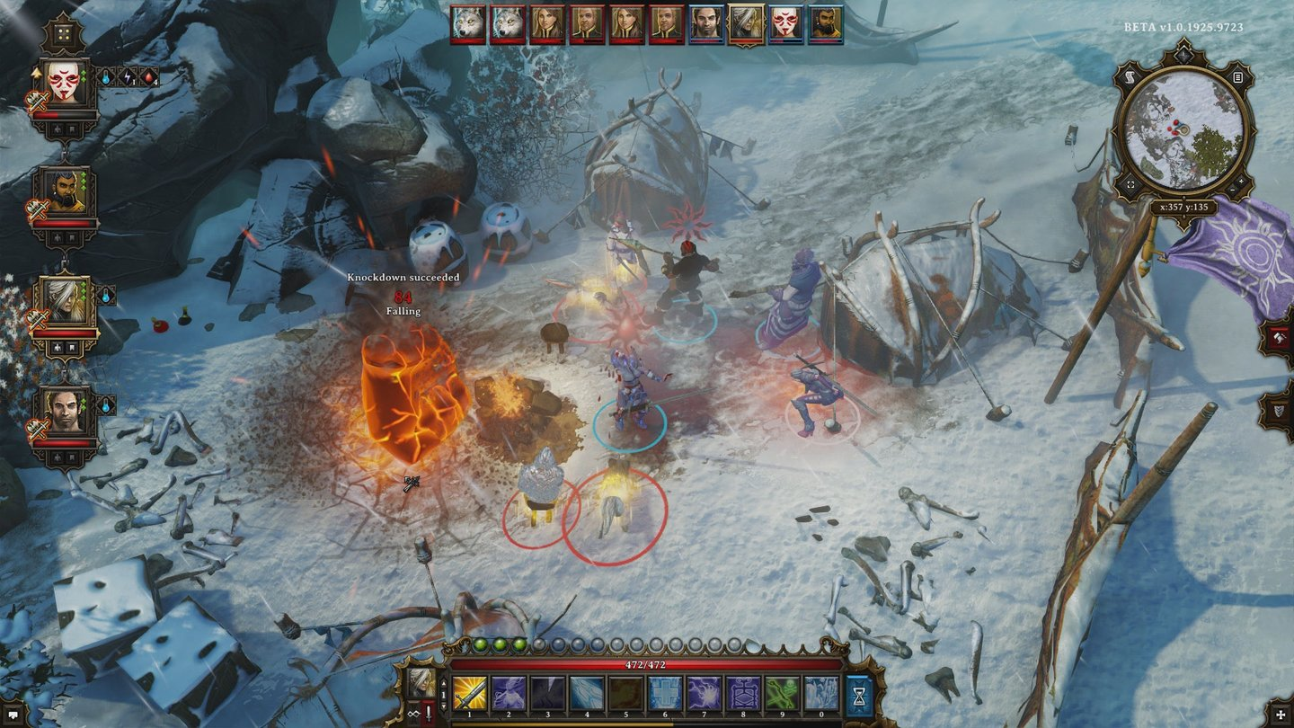 Divinity: Original Sin - Beta-Screenshots