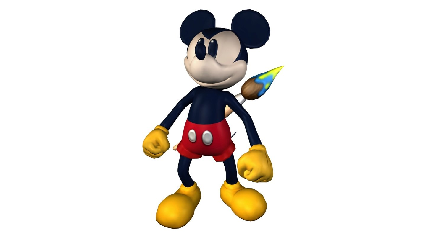 Epic Mickey [Wii]