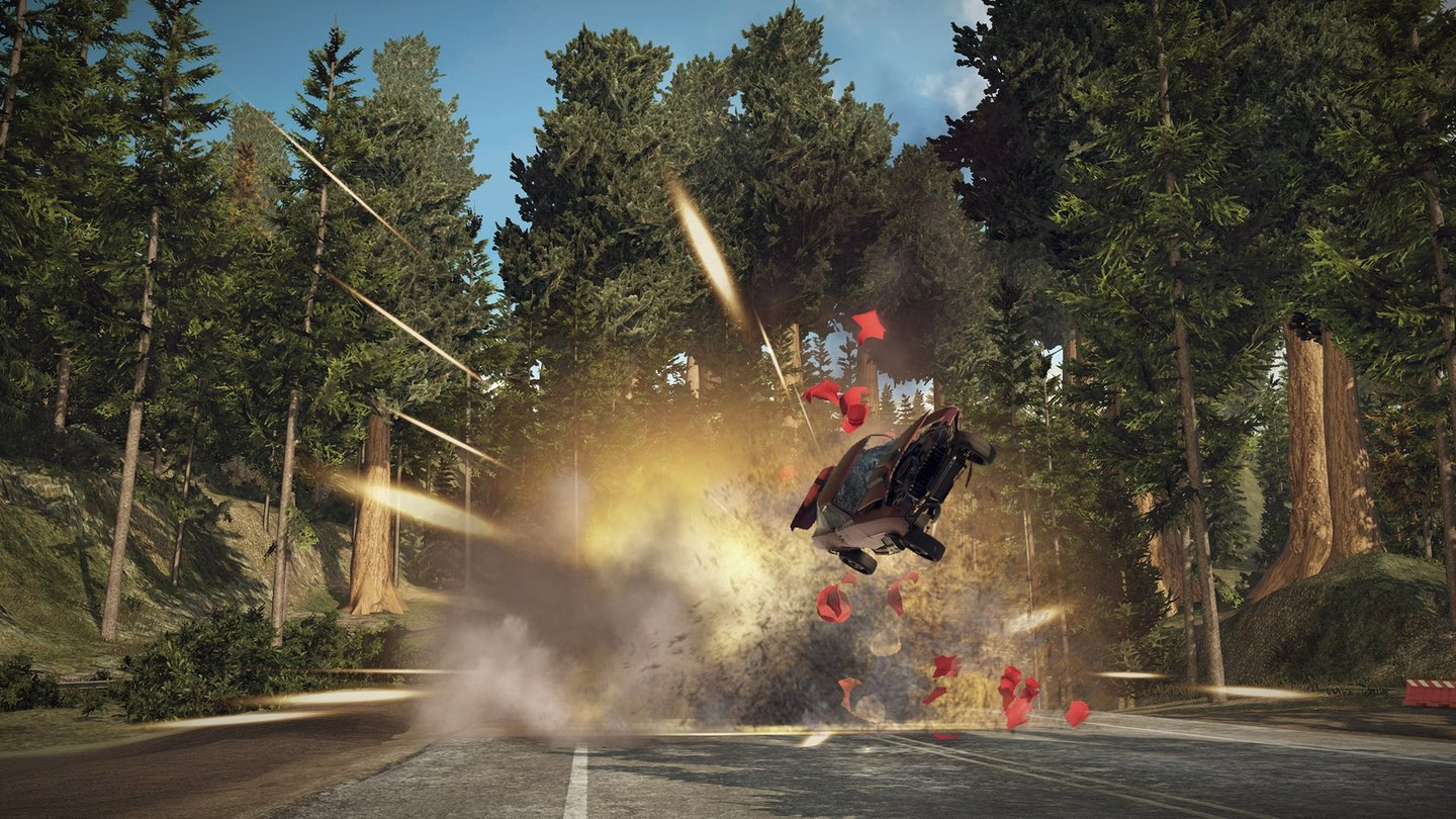 Flatout 4: Total Insanity - Screenshots