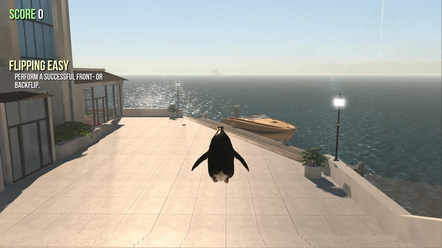 Goat Simulator - Screenshots zur Version 1.1