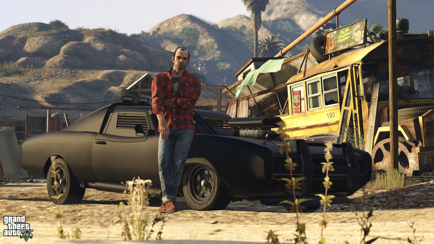 Grand Theft Auto 5 - NextGen/PC-Version - Imponte Duke O'Death