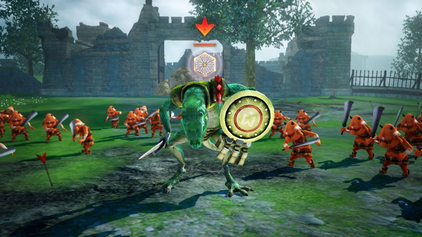 Hyrule Warriors - Screenshots