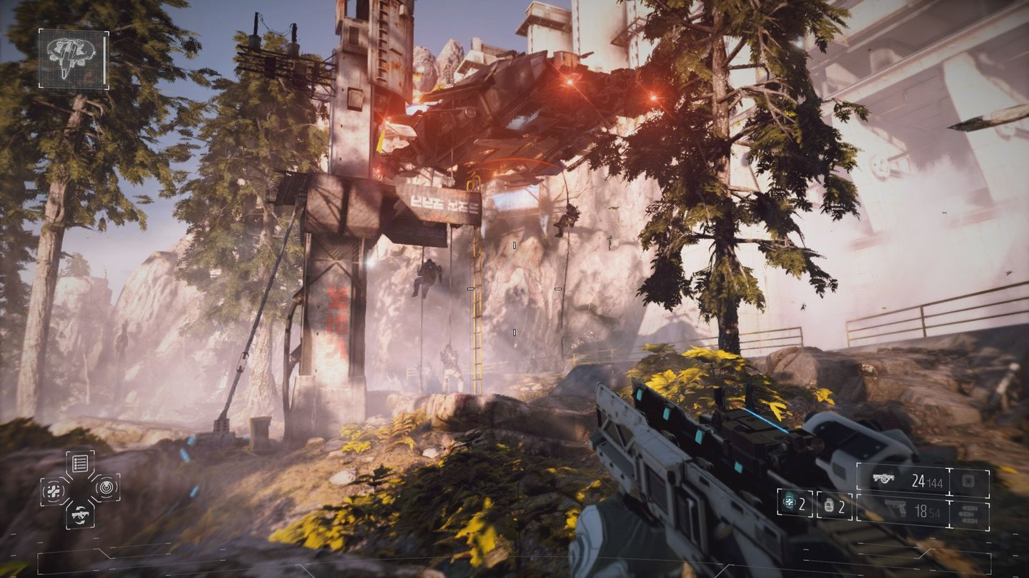 Killzone: Shadow Fall - Eigene Screenshots