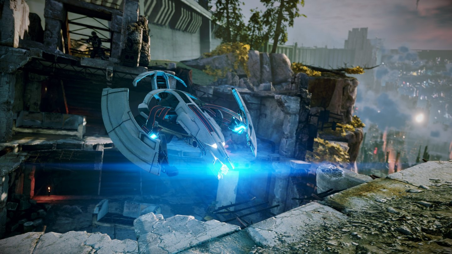 Killzone: Shadow Fall - E3-Screenshots