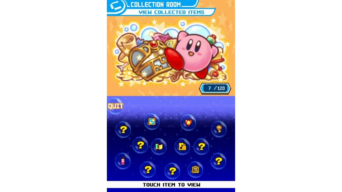 Kirby Mouse Attack DS 3