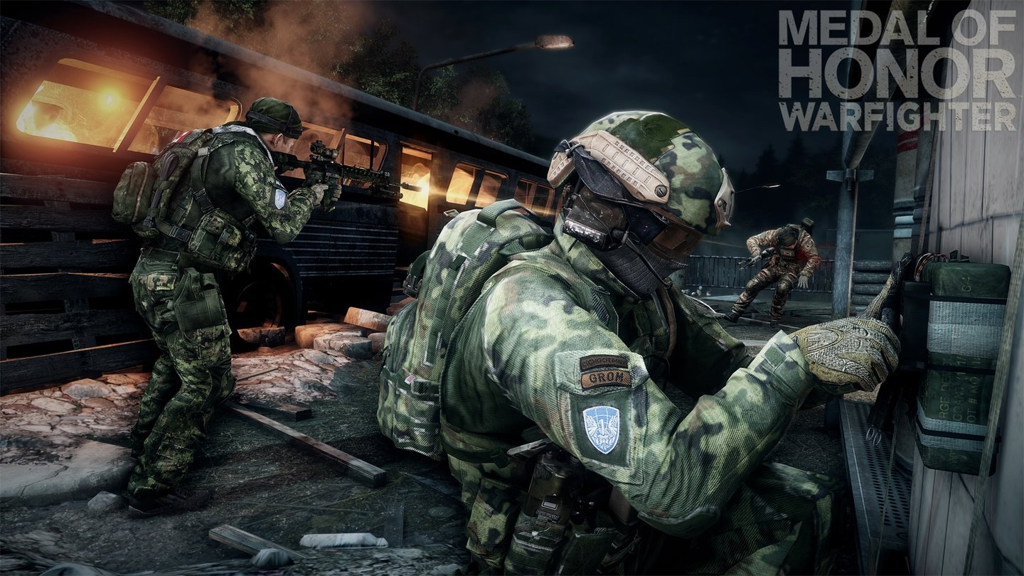 Medal of Honor: Warfighter - Multiplayer Beta