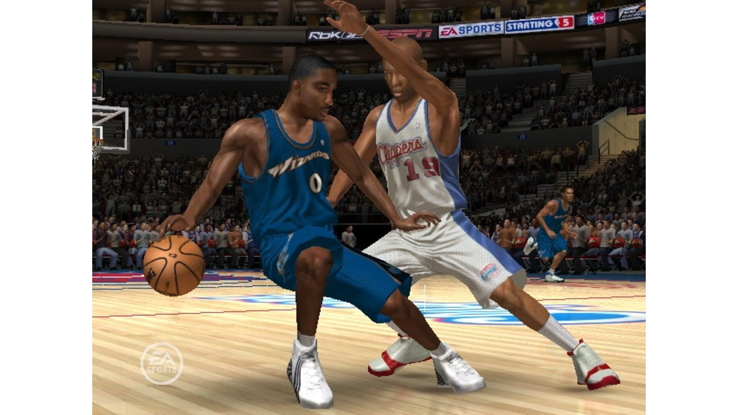 NBA Live 07 this-gen 1