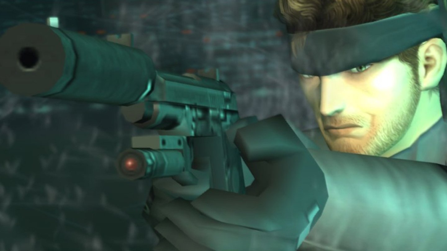 Metal Gear Solid 2 (2001)