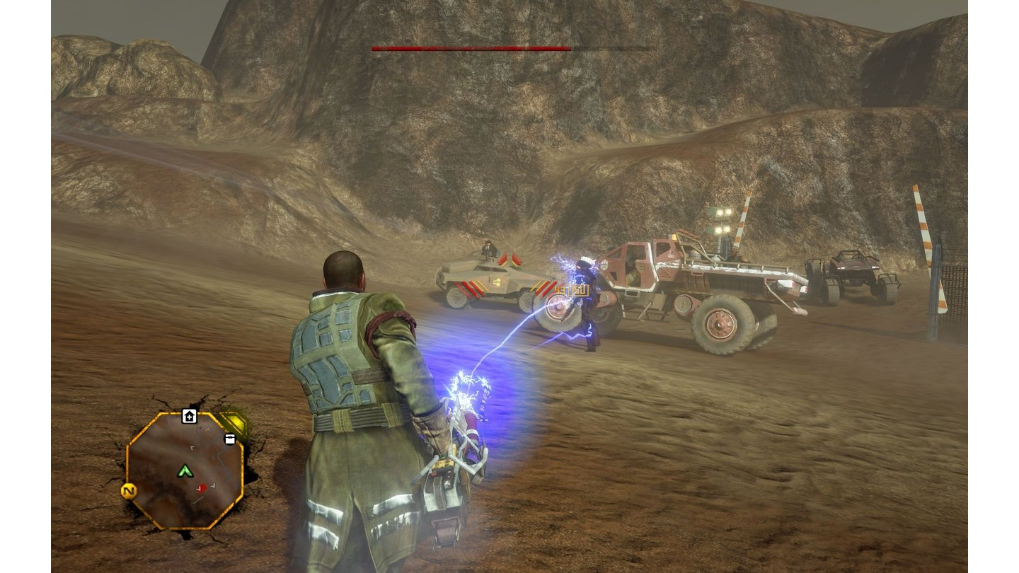 Red Faction: Guerrilla - Test-Version