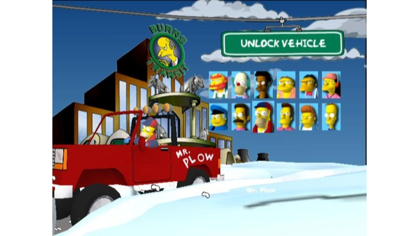 Unlocking Mr. Plow