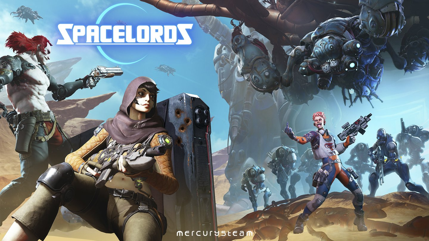 Spacelords - Screenshots