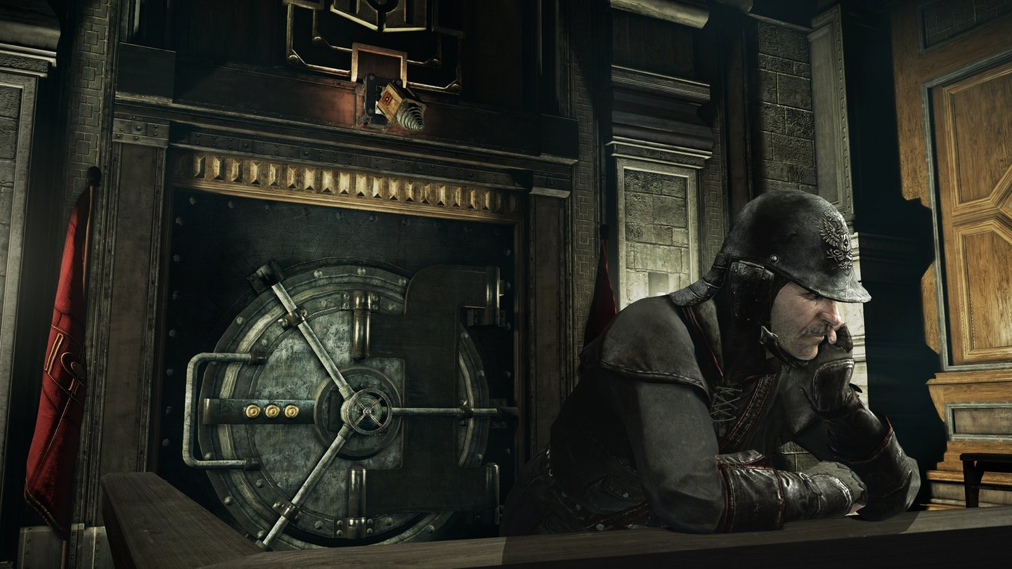 Thief - Screenshots zum Vorbesteller-Level The Heist