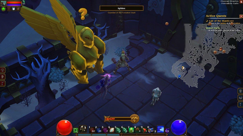Torchlight 2 - Screenshots