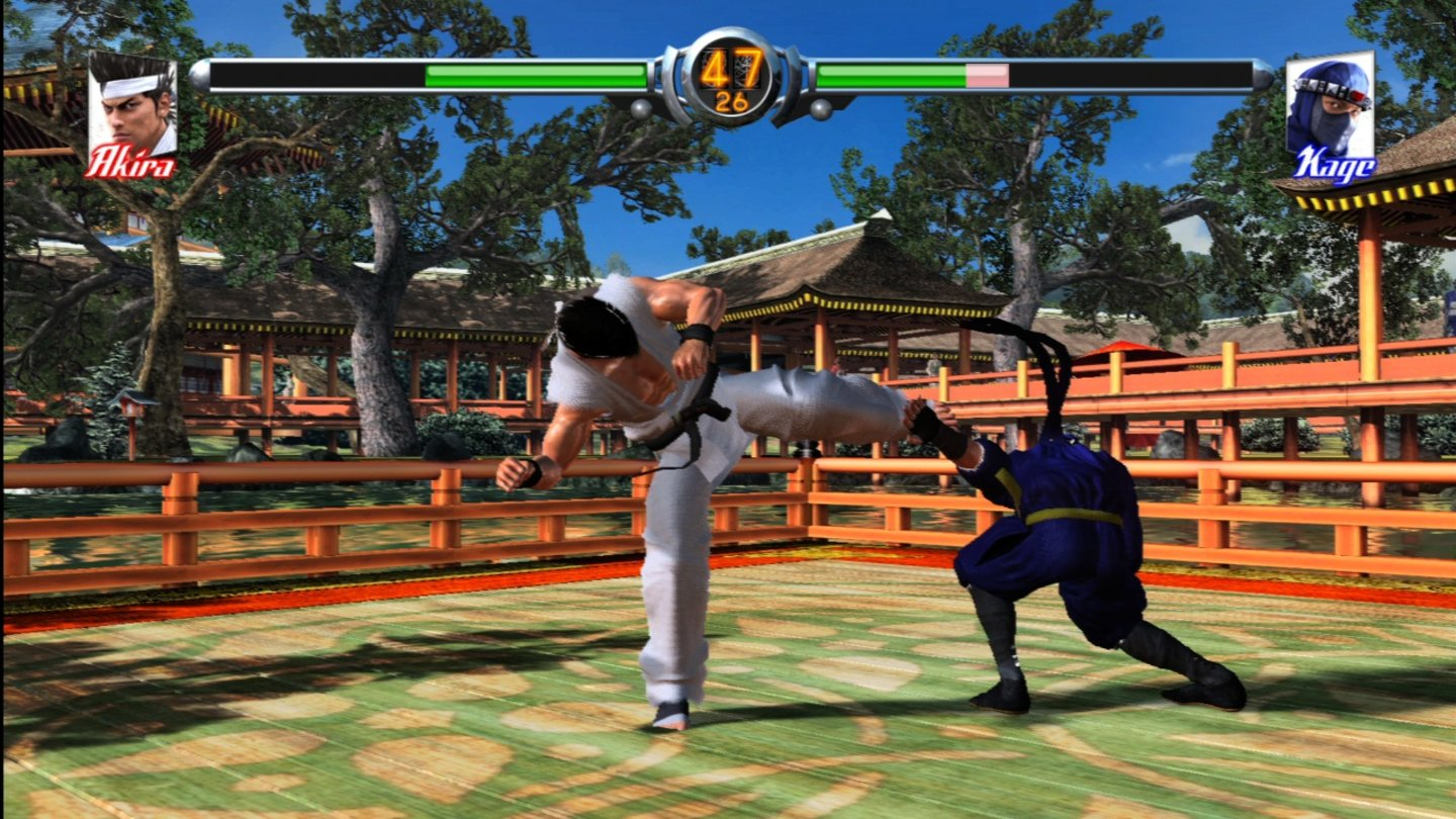 Virtua Fighter 5 3