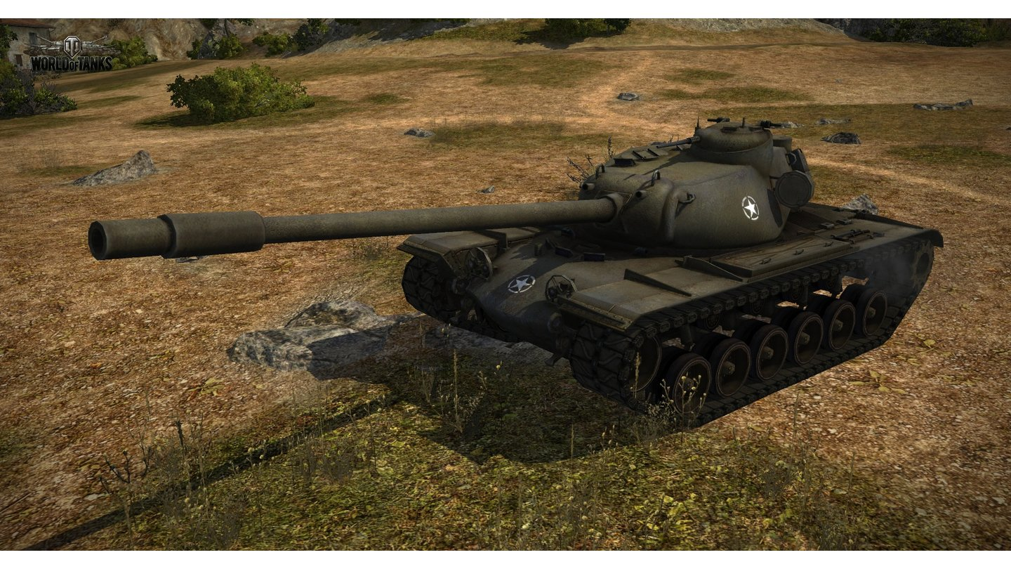 World of Tanks - Patch 7.2