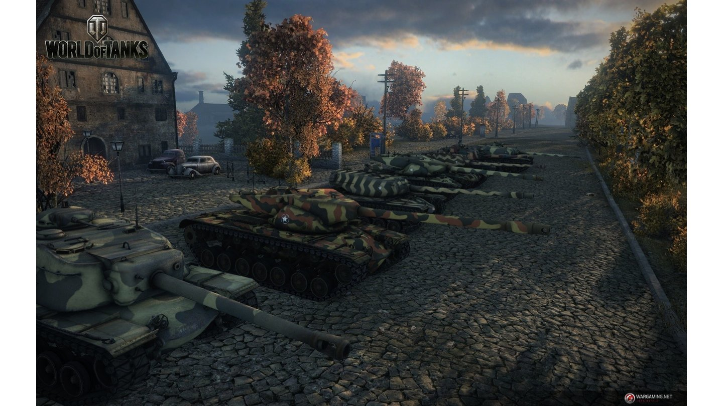 World of Tanks (Update 8.11)