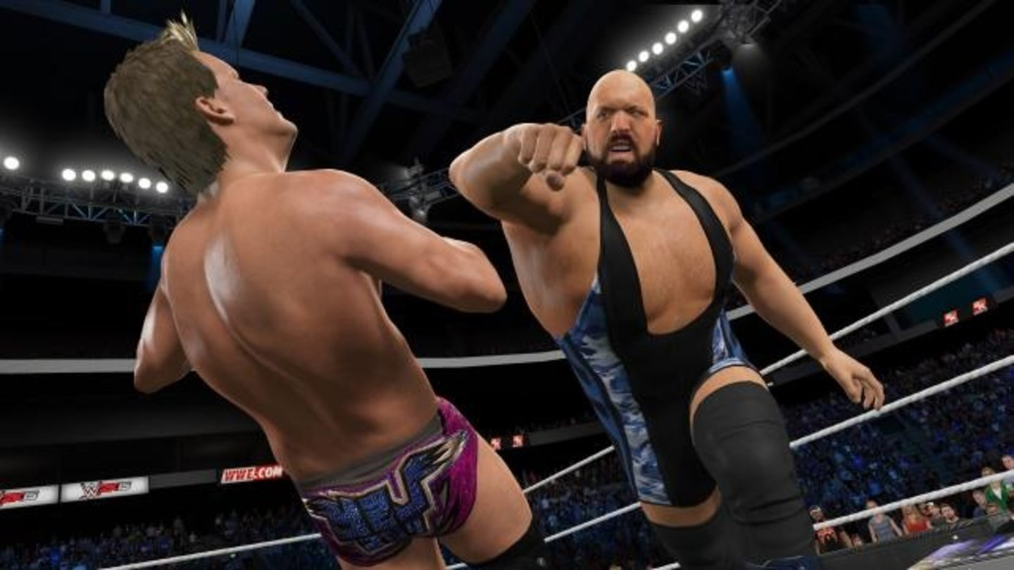 WWE 2K15Screenshots der PC-Version