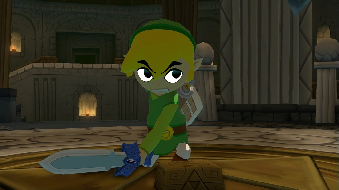 Zelda: The Wind Waker HD - Screenshots von der Gamescom 2013