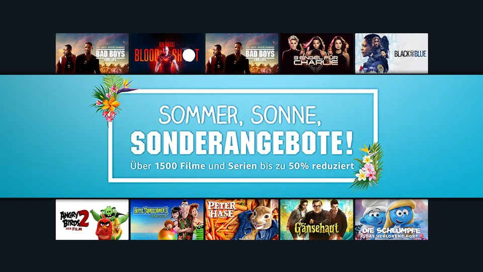 Prime Video Angebote bei Amazon