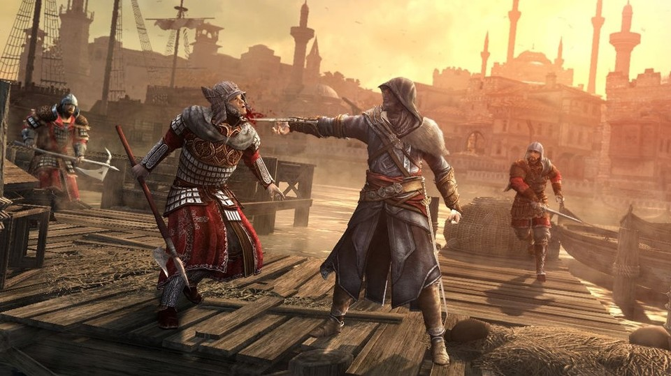 Als Istanbul noch Konstantinopel hieß ... Assassin's Creed: Revelations erleben wir den Aufstieg des Osmanischen Reiches mit.