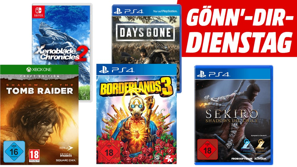 Borderlands 3 Bundles