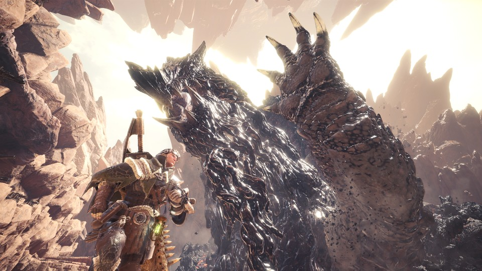 Monster Hunter World: Preload der Beta nun möglich.