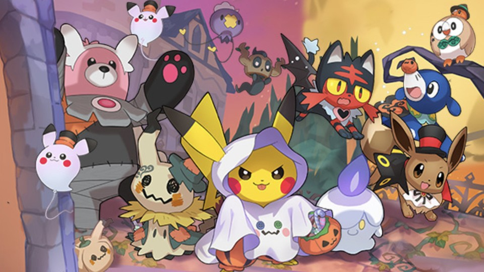 Bald steht in Pokémon GO das Halloween-Event an.