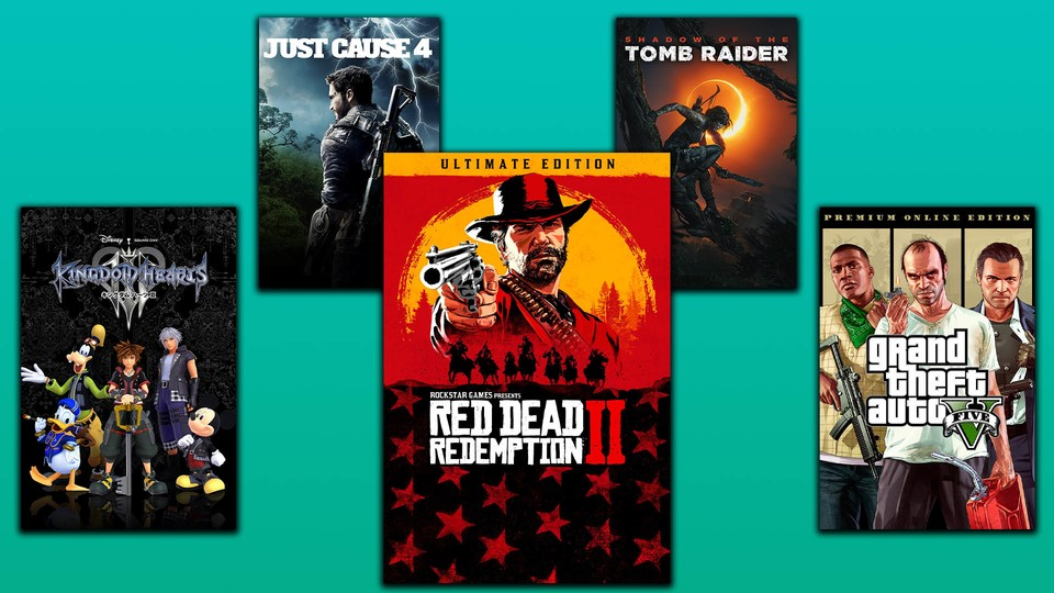Xbox Game Sale