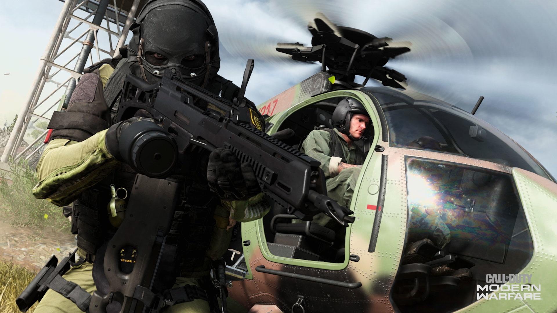 CoD: Modern Warfare-Spieler wollen kuriosen Nachlade-Bug behalten