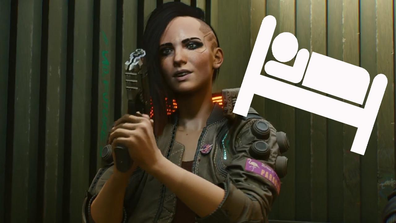 Cyberpunk 2077-Fan lüftet 'großes Mysterium' des Spiels ...