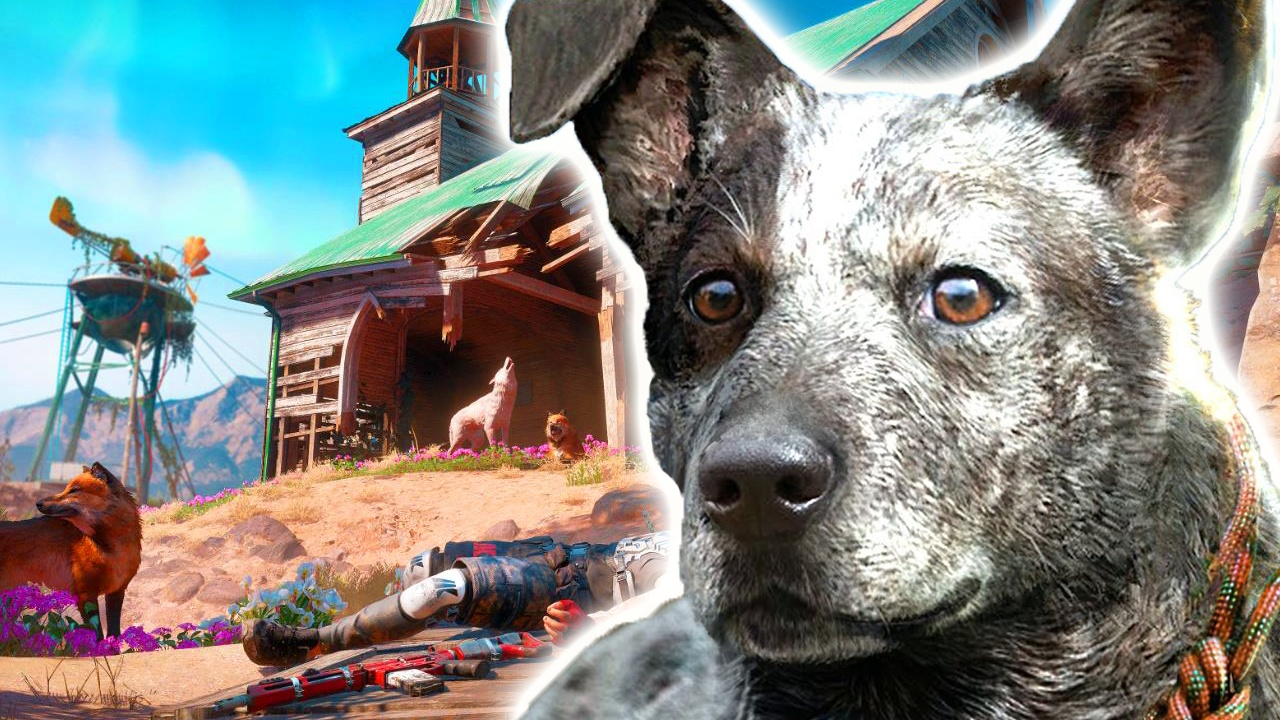 Far Cry New Dawn - Was ist mit Hund Boomer passiert? (Easter Egg)