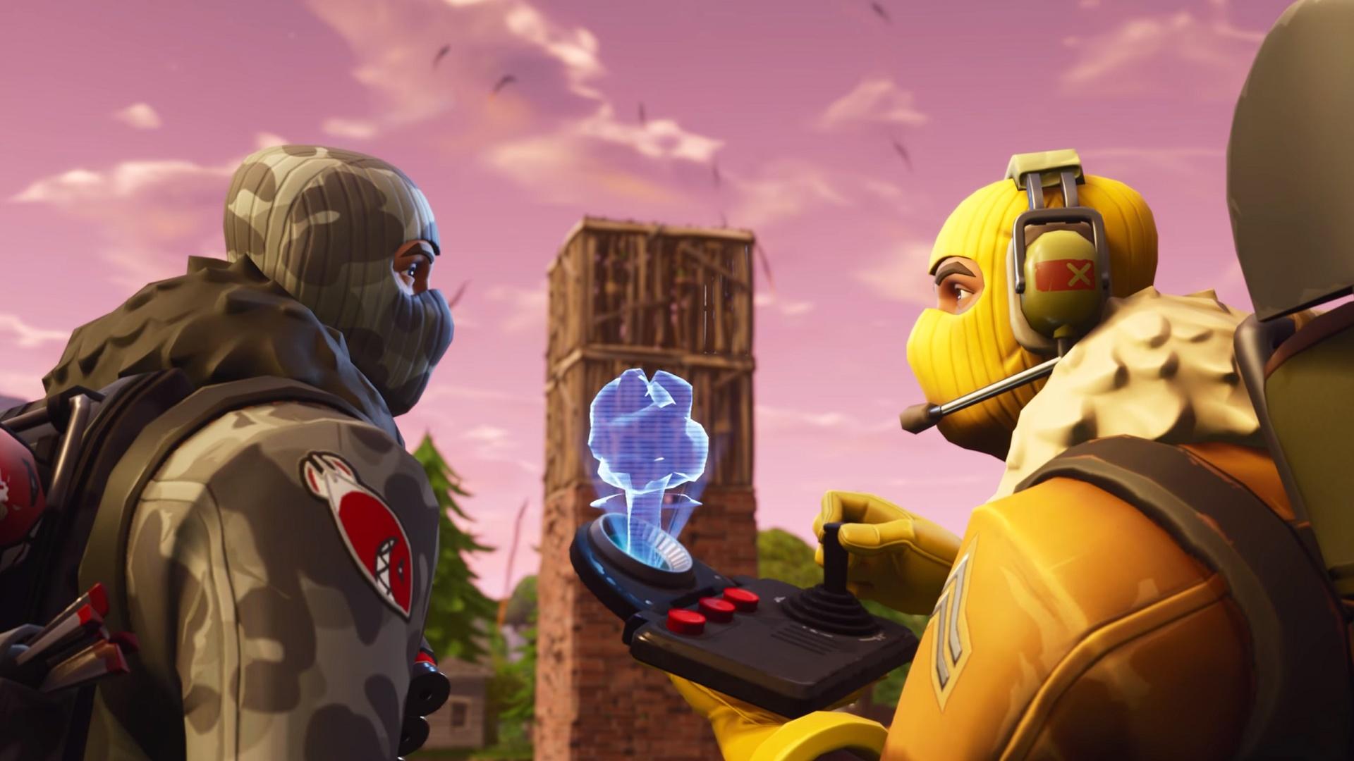 Fortnite Battle Royale Bau Glitch Totet Die Spieler Epic