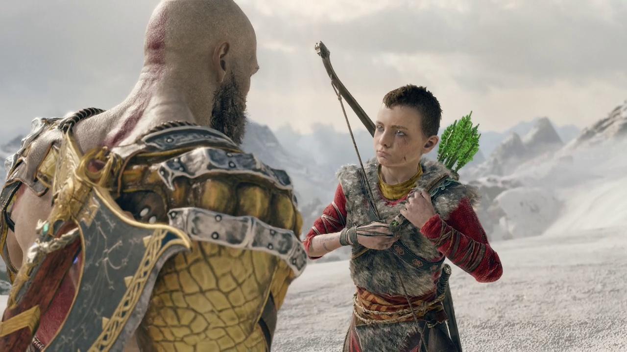 God of War - So schaltet ihr das geheime, echte Ende des Spiels frei