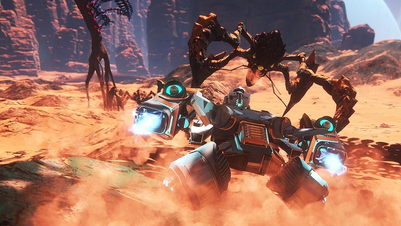 Osiris: New Dawn - Der Sci-Fi-Survival-Hit kommt auch für PS4 Xbox One